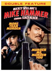 Mickey Spillane's Mike Hammer - Double Feature (More Than Murder / Murder Me, Murder You)