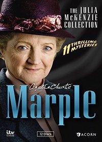 Agatha Christie's Marple: The Julia McKenzie Collection