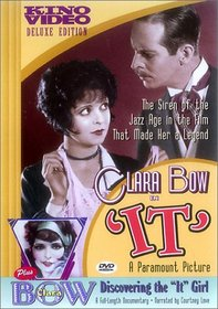 """'It' Plus Clara Bow: Discovering the """"It"""" Girl"""