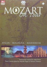 Mozart on Tour, Episodes 3 & 4
