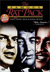 Famous Rat Pack Movies (Little Moon & Judd McGraw / At War With The Army / Suddenly)