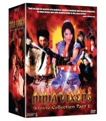 Ninja Vixens: Movies 6-10 Box Set