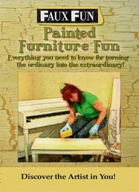 Faux Fun: Painted Furniture Fun