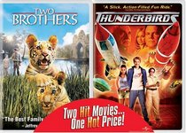 Two Brothers & Thunderbirds (2-Pack) (Widescreen Editions)
