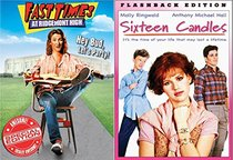 80's Comedy Bundle - Sixteen Candles & Fast Times at Ridgemont High 2-DVD Set