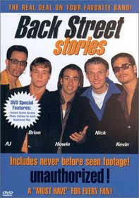 Backstreet Boys - Backstreet Stories