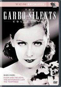 TCM Archives - The Garbo Silents Collection (The Temptress / Flesh and the Devil / The Mysterious Lady)