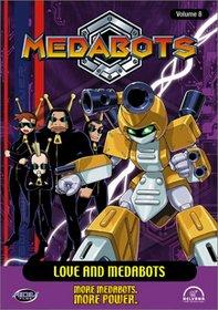 Medabots - Love and Medabots (vol. 8)