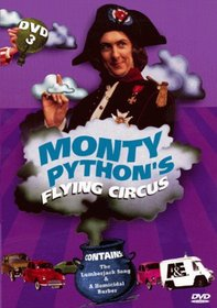 Monty Python's Flying Circus, Disc 3