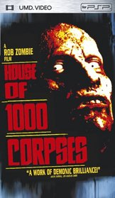 House of 1000 Corpses [UMD for PSP]