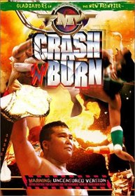FMW (Frontier Martial Arts Wrestling ) - Crash & Burn