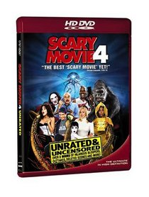 Scary Movie 4 (Unrated & Uncensored) [HD DVD]