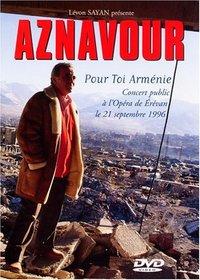 Charles Aznavour - Pour Toi Armenie