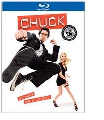 Chuck: The Complete Third Season [Blu-ray]