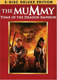 The Mummy: Tomb of the Dragon Emperor (Two Disc Deluxe Edition)