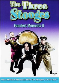 The Three Stooges - Funniest Moments II