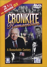 Cronkite Remembers: A Remarkable Century Vol 3 - The 70's and Career Recap