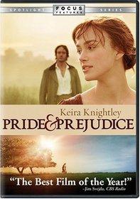 Pride and Prejudice (Full Screen) (2005)