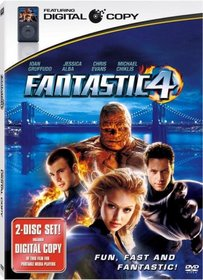 Fantastic Four (+ Digital Copy)