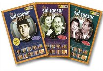 Sid Caesar Collection - 3 Volume Gift Boxed Set