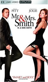 Mr. and Mrs. Smith [UMD for PSP]