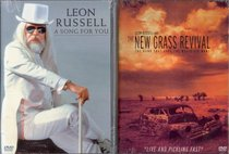 Leon Russell - A Song for You / Leon Russell and New Grass Revival (2 Pack) - All Region