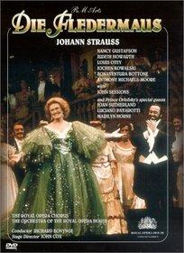 Johann Strauss - Die Fledermaus / Bonynge, Cox, Ashton, Royal Opera