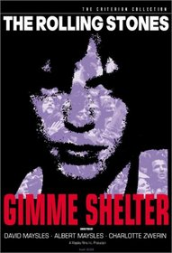 The Rolling Stones - Gimme Shelter - Criterion Collection