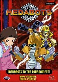Medabots - Medabots to the Tournament (Vol. 11)
