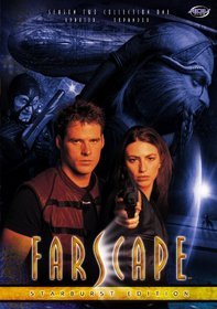 Farscape - Season 2, Collection 1 (Starburst Edition)