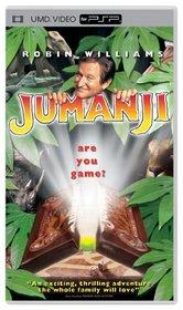 Jumanji [UMD for PSP]
