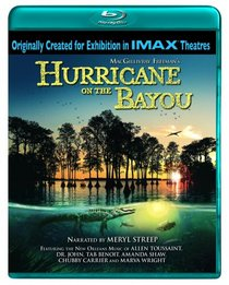 Hurricane on the Bayou [Blu-ray]