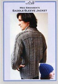 Knitting the Saddle Sleeve Jacket