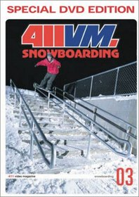 411 Vm. Snowboarding Issue 04