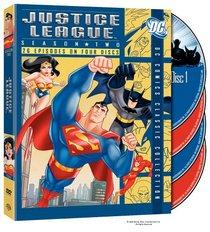 Justice League - Season Two (DC Comics Classic Collection)