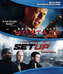 Hostage/Set Up [Blu-ray]