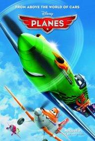 Planes (Blu-ray + DVD + Digital Copy)