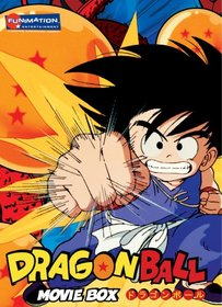Dragon Ball Movie 3-pack