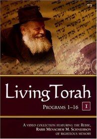 Living Torah Programs 1-16 Binder 1