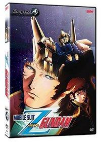 Mobile Suit Zeta Gundam: Chapter 4