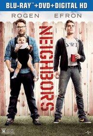 Neighbors (Blu-ray + DVD + DIGITAL HD with UltraViolet)