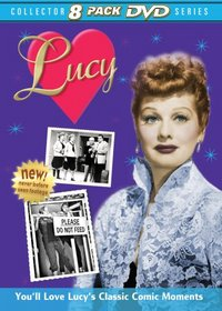 Lucy - Collector Series 8 Pack DVD