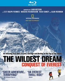 The Wildest Dream: Conquest of Everest [Blu-ray]