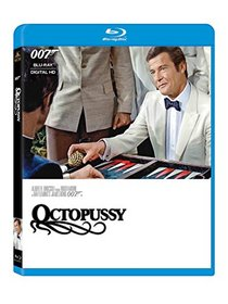 Octopussy [Blu-ray + DHD]