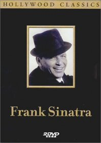 Frank Sinatra - Hollywood Classics 2-Pack (Judy Frank & Dean the Legendary Concert/The Man & His Music,  The Hollywood Years/On Television)