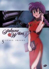 Sakura Wars TV - Stage Fright (Vol. 5)