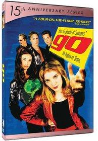 Anniversary Series - Go! - 15th Anniversary