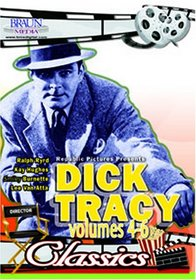 Dick Tracy Volumes 4-6
