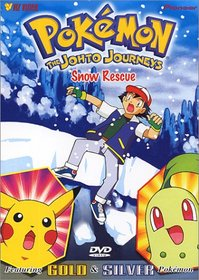 Pokemon - The Johto Journeys - Snow Rescue (Vol. 42)
