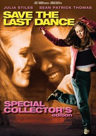 Save The Last Dance Special Collectors Edition Dvd With